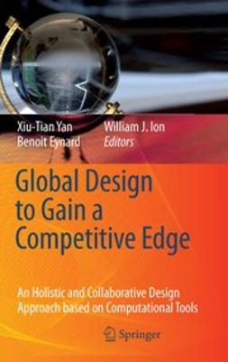 Eynard, Benoit - Global Design to Gain a Competitive Edge, e-bok
