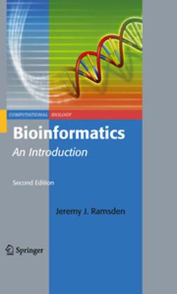 Ramsden, Jeremy - Bioinformatics, ebook