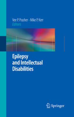 Kerr, Mike P. - Epilepsy and Intellectual Disabilities, ebook