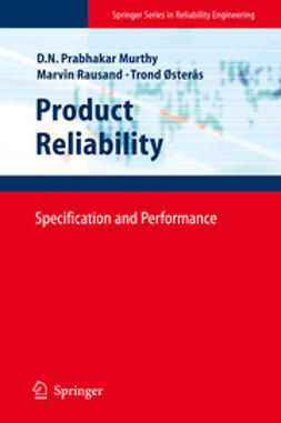 Murthy, Dodderi Narshima Prabhakar - Product Reliability, ebook