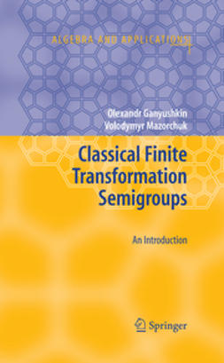 Ganyushkin, Olexandr - Classical Finite Transformation Semigroups, ebook