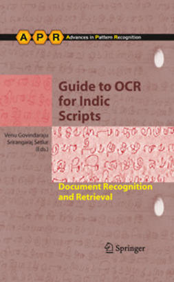 Govindaraju, Venu - Guide to OCR for Indic Scripts, ebook