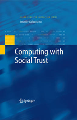 Golbeck, Jennifer - Computing with Social Trust, ebook