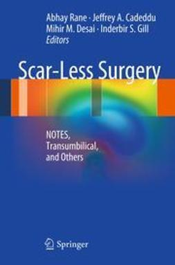 Rane, Abhay - Scar-Less Surgery, ebook