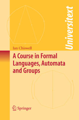 - A Course in Formal Languages, Automata and Groups, ebook