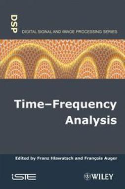 Hlawatsch, Franz - Time-Frequency Analysis, ebook