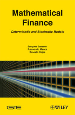 Janssen, Jacques - Mathematical Finance, ebook
