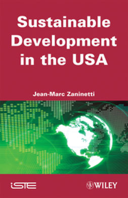 Zaninetti, Jean-Marc - Sustainable Development in the USA, ebook