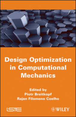 Breitkopf, Piotr - Design Optimization in Computational Mechanics, ebook