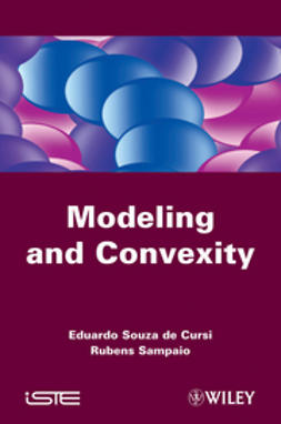 Cursi, Eduardo Souza de - Modeling and Convexity, ebook