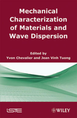 Chevalier, Yvon - Mechanical Characterization of Materials and Wave Dispersion, ebook
