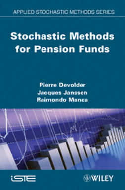 Devolder, Pierre - Stochastic Methods for Pension Funds, e-kirja