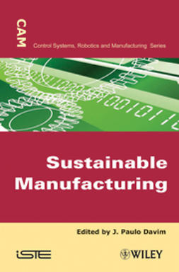 Davim, J. Paolo - Sustainable Manufacturing, ebook