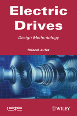 Jufer, Marcel - Electric Drive: Design Methodology, ebook