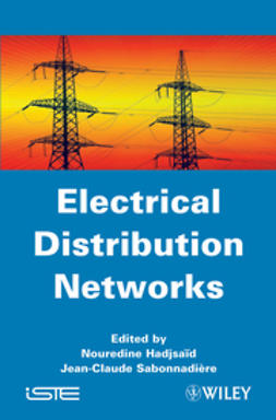 Hadjsaïd, Nouredine - Electrical Distribution Networks, e-kirja