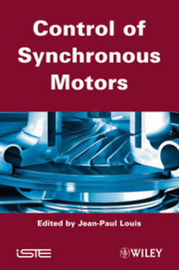 Louis, Jean-Paul - Control of Synchronous Motors, ebook