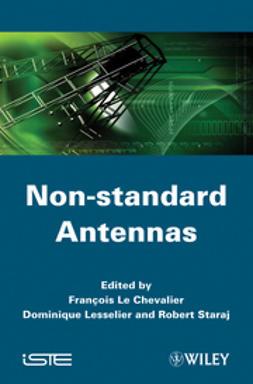 Chevalier, Fran?ois Le - Non-standard Antennas, ebook