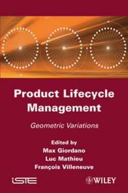 Giordano, Max - Product Life-Cycle Management: Geometric Variations, ebook