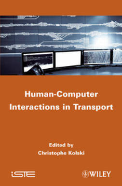 Kolski, Christophe - Human-Computer Interactions in Transport, e-kirja