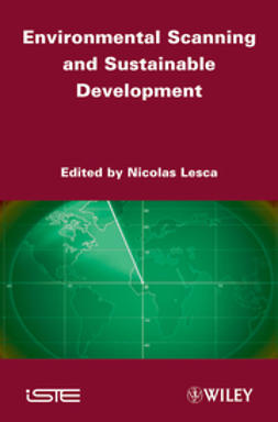 Lesca, Nicolas - Environmental Scanning and Sustainable Development, ebook