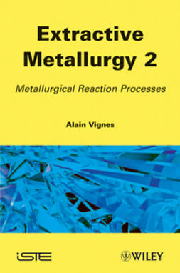 Vignes, Alain - Extractive Metallurgy 2: Metallurgical Reaction Processes, ebook