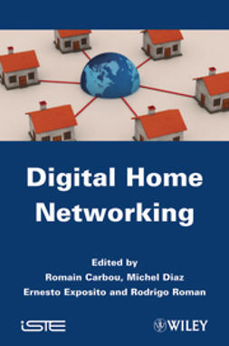 Carbou, Romain - Digital Home Networking, ebook