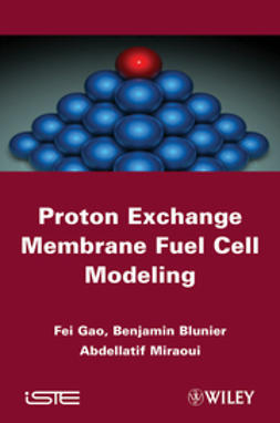 Gao, Fengge - Proton Exchange Membrane Fuel Cells Modeling, ebook