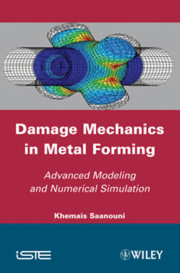 Saanouni, Khemais - Damage Mechanics in Metal Forming: Advanced Modeling and Numerical Simulation, ebook