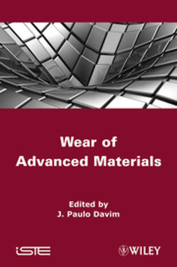 Davim, J. Paulo - Wear of Advanced Materials, ebook