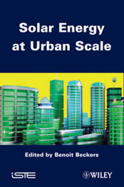 Beckers, Benoit - Solar Energy at Urban Scale, ebook