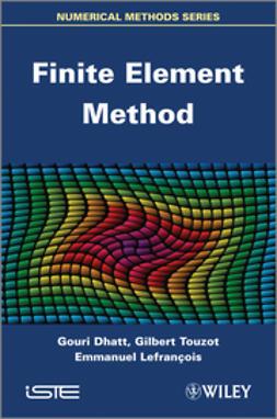 Dhatt, Gouri - Finite Element Method, ebook