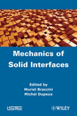 Braccini, Muriel - Mechanics of Solid Interfaces, ebook