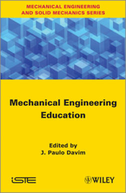Davim, J. Paulo - Mechanical Engineering Education, e-kirja