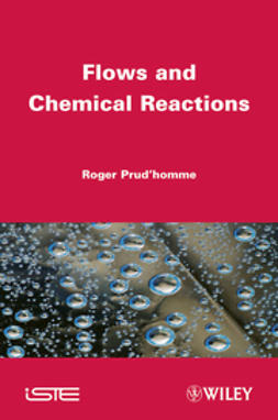 Prud'homme, Robert K. - Flows and Chemical Reactions Handbook, e-bok