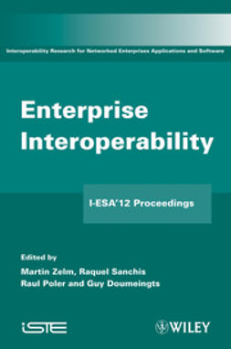Zelm, Martin - Enterprise Interoperability: I-ESA'12 Proceedings, ebook