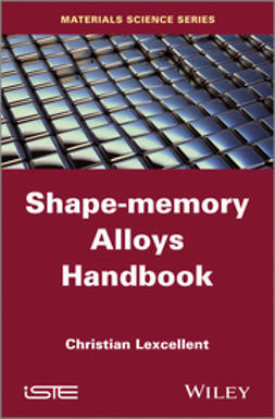 Lexcellent, Christian - Shape-Memory Alloys Handbook, e-bok