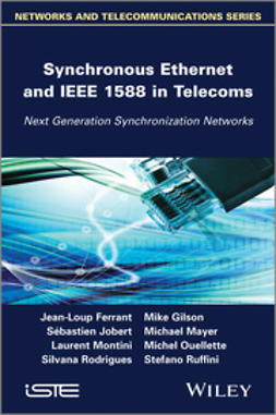 Ferrant, Jean-Loup - Synchronous Ethernet and IEEE 1588 in Telecoms: Next Generation Synchronization Networks, ebook