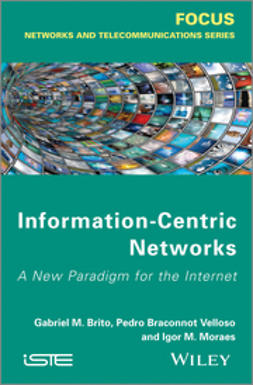 Brito, Gabriel M. de - Information Centric Networks: A New Paradigm for the Internet, ebook