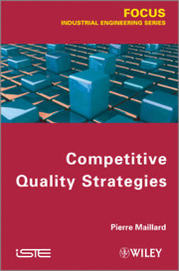 Maillard, Pierre - Competitive Quality Strategy, ebook