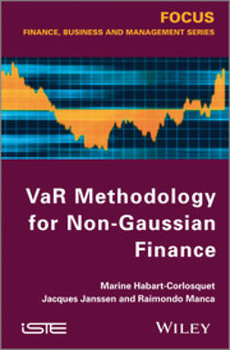 Habart-Corlosquet, Marine - VaR Methodology for Non-Gaussian Finance, ebook