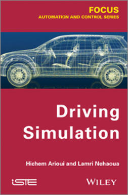 Arioui, Hichem - Driving Simulation, ebook