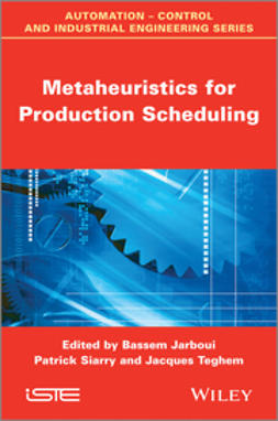 Jarboui, Bassem - Metaheuristics for Production Scheduling, ebook
