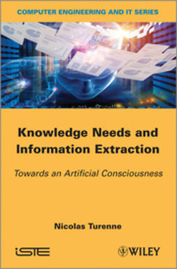 Turenne, Nicolas - Knowledge Needs and Information Extraction: Towards an Artificial Consciousness, ebook