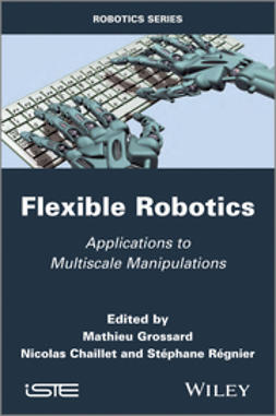Chaillet, Nicolas - Flexible Robotics: Applications to Multiscale Manipulations, ebook