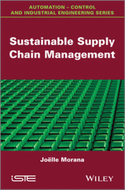 Morana, Jo?lle - Sustainable Supply Chain Management, ebook