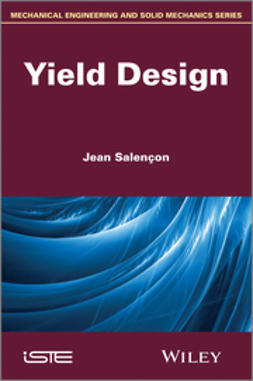 Salençon, Jean - Yield Design, ebook