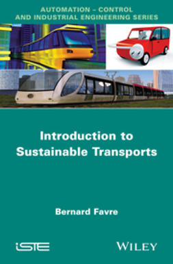 Favre, Bernard - Introduction to Sustainable Transports, ebook
