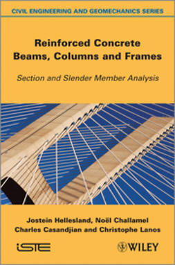 Hellesland, Jostein - Reinforced Concrete Beams, Columns and Frames: Section and Slender Member Analysis, ebook