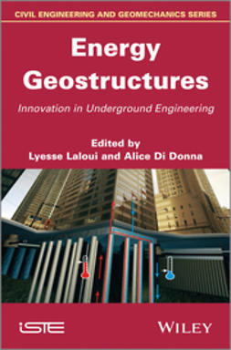 Donna, Alice Di - Energy Geostructures: Innovation in Underground Engineering, e-kirja