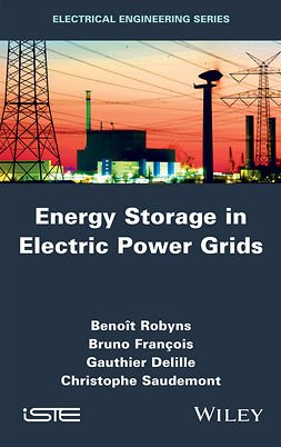 Delille, Gauthier - Energy Storage in Electric Power Grids, ebook